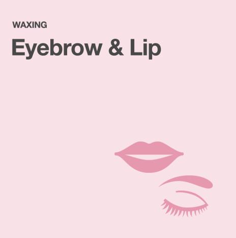 Eyebrow & Lip – Waxing