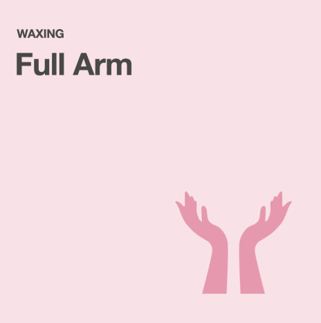 Full Arm – Waxing