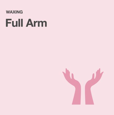 Full Arm – Waxing