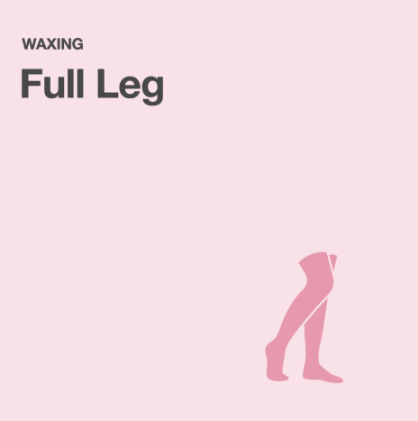 Full Leg – Waxing