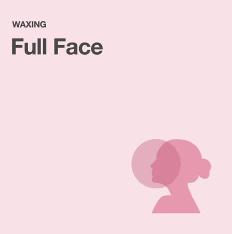 Full Face – Waxing