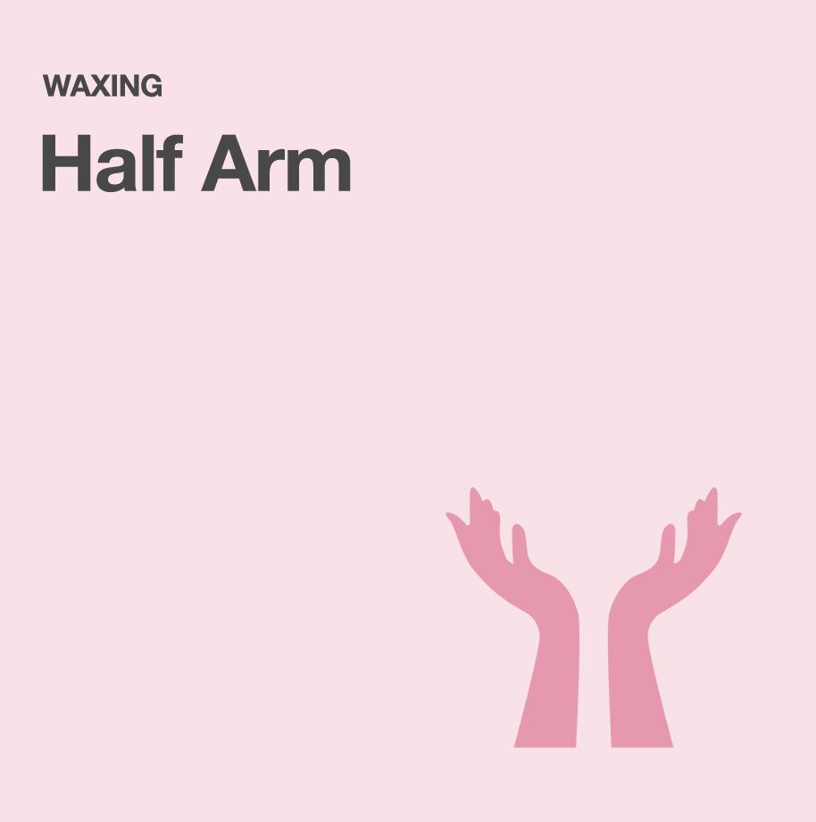bodywax-halfArm