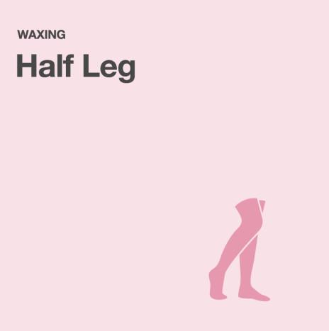 Half Leg – Waxing