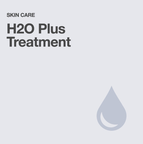 H2O Plus Treatment