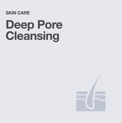 Deep Pore Cleansing