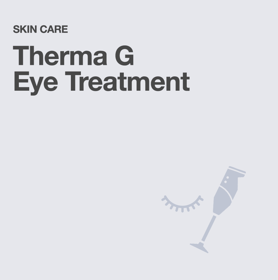 Therma G Eye Treatment (with facial)
