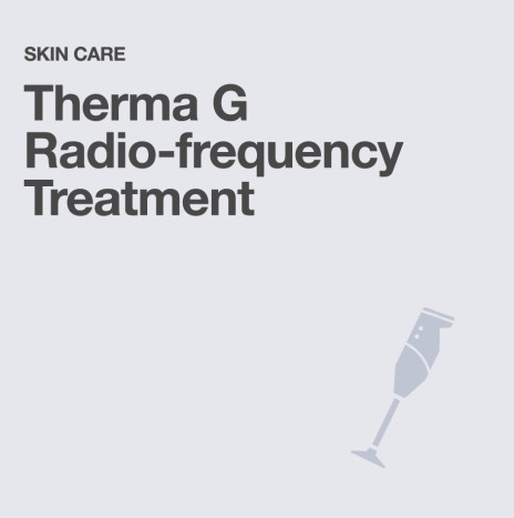 Therma G Radio-frequency Treatment