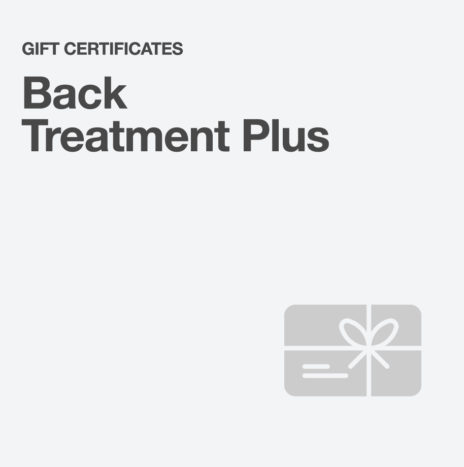 Back Treatment Plus