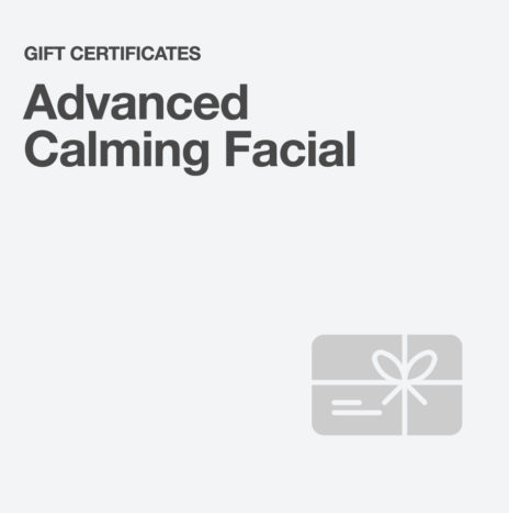 Advanced Calming Facial