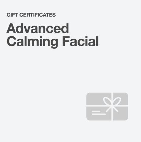Advanced Calming Facial