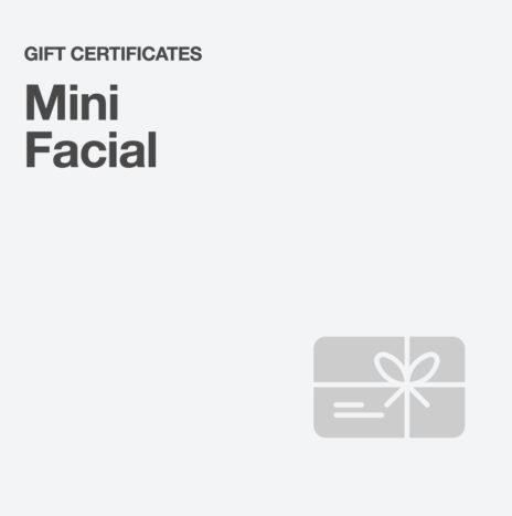 Mini Facial