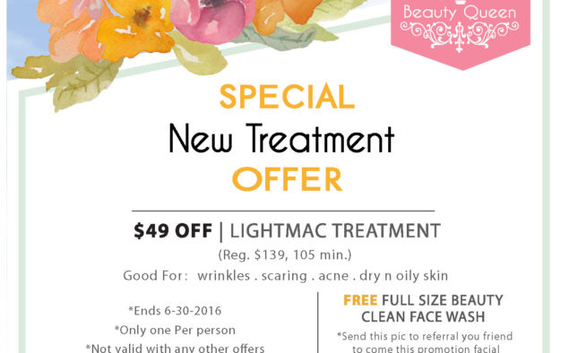 Special New Treatment Offer